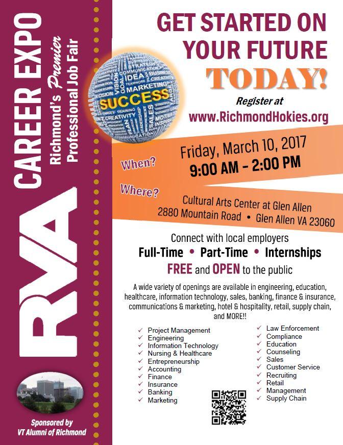 Rva Career Expo Virginia Employment Commission