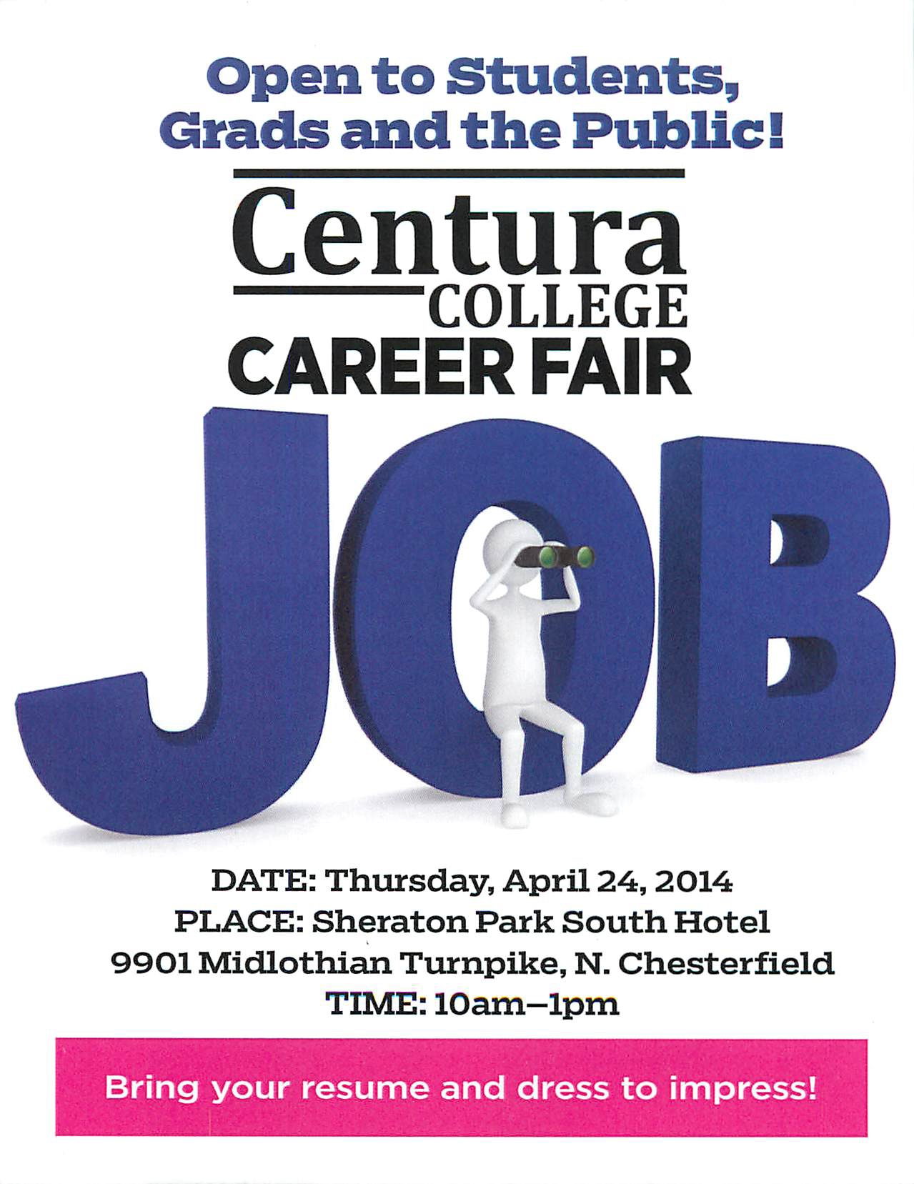 centura college career fair virginia employment commission spring career fair 2014 jpg