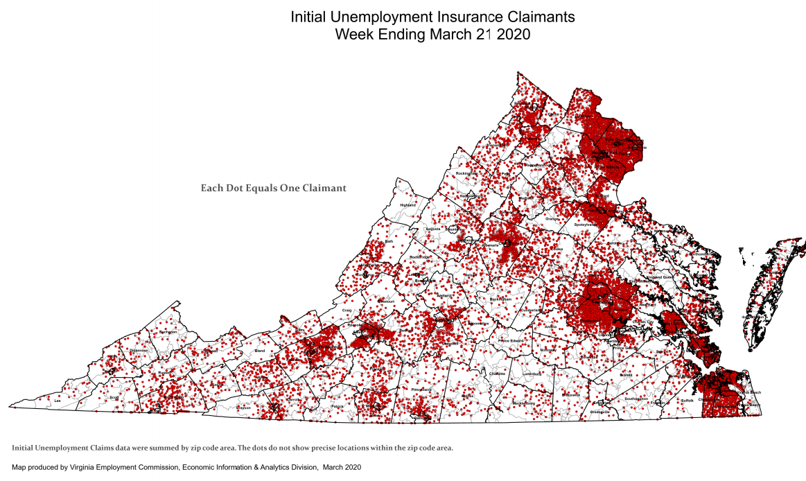 Initial Unemployment Insurance Claimants