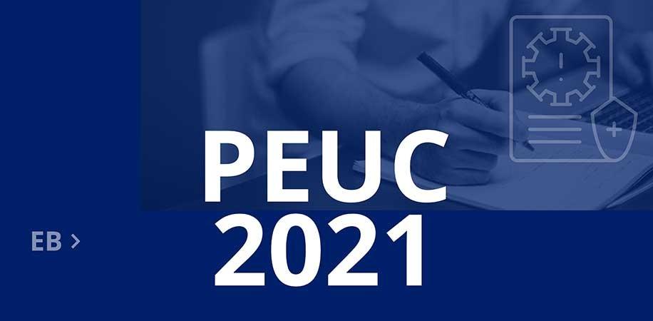 Pandemic Emergency Unemployment Compensation 2021 (PEUC 2021)