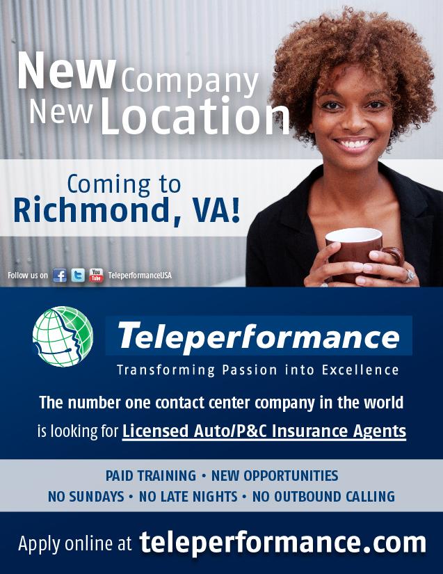 teleperformance career fair
